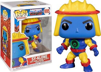 $10.59 • Buy Funko Pop Television: Masters Of The Universe™ - Sy-Klone™ Vinyl Figure #47749