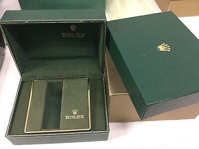 $ CDN164.09 • Buy Vintage Rolex 80's USA BUFKOR Green Box ; Watch Case For All Women's Watches