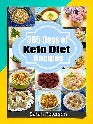 $0.99 • Buy Ketogenic Diet_ 365 Days Of Keto, Low-Carb Recipes For Rapid Weight Loss..P.D.F