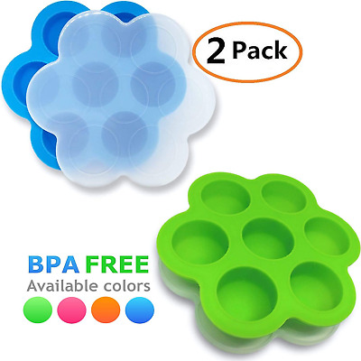 $17.99 • Buy Silicone Egg Bites Molds For Instant Pot Accessories - Fit Instant Pot