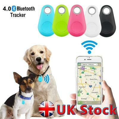 Mini Tracker Pet Kid Key Wallet GPS Finder Device Tag Locator Tracking Bluetooth • 5.39£