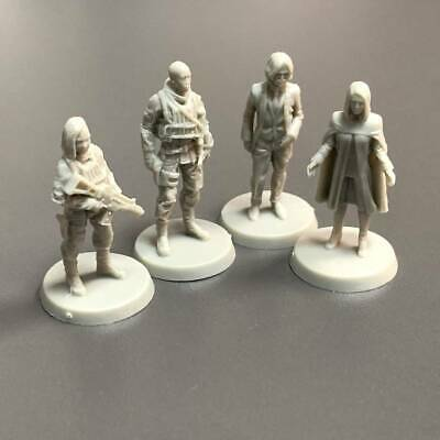 AU6.36 • Buy 4x Movie Figures Dungeons & Dragons D&D Board Game Miniatures