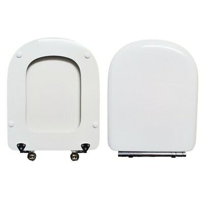 Toilet Seat Calla Ideal Standard Hinges Original White Lacquered Polyester • 115.12£
