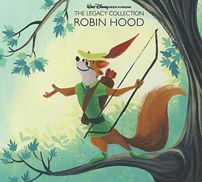 ROBIN HOOD Soundtrack 2CD NEW Disney Recordings 2017 • 15.99£