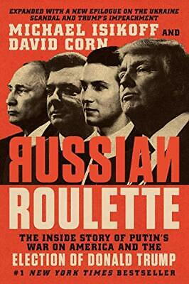 Russian Roulette By Michael Isikoff, David Corn • 12.40£