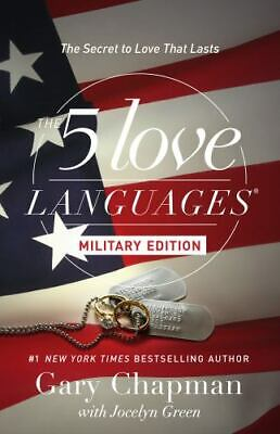$ CDN5.49 • Buy The 5 Love Languages Military Edition : The Secret To Love That Lasts