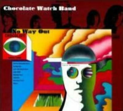 Chocolate Watch Band: No Way Out (cd.) • 16.49£