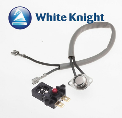 White Knight Tumble Dryer Thermostat & TOC Switch Genuine Part • 9.97£