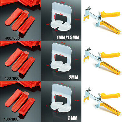 UK Top Seller Tile Leveling Spacer System Tool / Wedges / Pliers Tool Tiling  • 7.90£