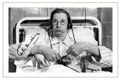 £1.89 • Buy CHARLES HAWTREY Signed Autograph PHOTO Signature Fan Gift Print CARRY ON