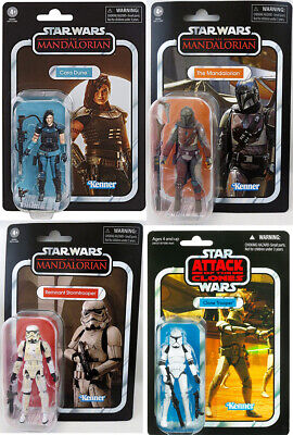 $ CDN87.95 • Buy Star Wars The Vintage Collection  3.75 Inch Figure - Set (VC45 & VC164 - VC166)