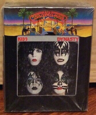 $199.99 • Buy Kiss Dynasty Eight 8 Track Stereo Tape Cartridge Casablanca Sealed Nbl8 - 7152