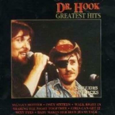 Dr Hook: Greatest Hits +cd+ • 13.89£