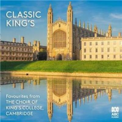 £20.49 • Buy The Choir Of Kings College Cambridge: Classic Kings: Favourites From The Ch +cd+