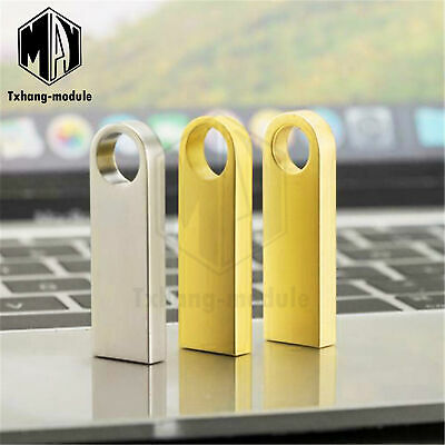 $ CDN5.26 • Buy 2TB Metal Ring USB Flash Drive Memory Stick Pen U Disk On Key Thumb A2TM