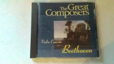 Beethoven : Best Of The Great Composers CD  • 4.99£