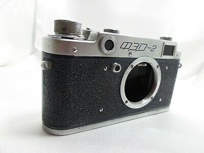 $49.99 • Buy FED 2 Vintage Russian Leica M39 Mount Camera BODY Only     9080