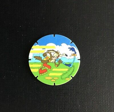 Road Runner 1996 Tazo Walkers Collectible  No 13 • 1.25£