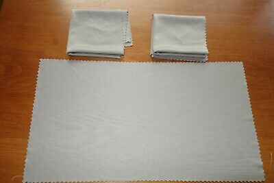 $ CDN0.99 • Buy Lot Of *3* Microfiber WIPES CLOTHS Eyeglass Sunglass IPhone Tablet Display LENS