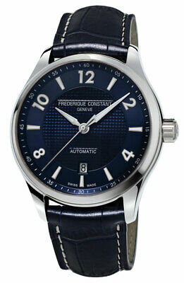 $999 • Buy Frederique Constant Runabout Automatic Blue Mens Watch LimitEdition FC-303RMN5B6