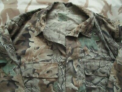 £29.99 • Buy Advantage Woodland Timber Army SHIRT Hunting Bushcraft Prepper Airsoft MEDIUM