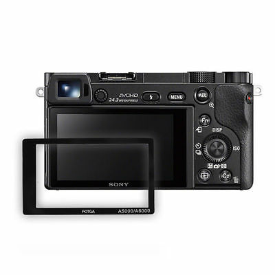 AU4.99 • Buy FOTGA New Glass LCD Screen Protector For Sony Alpha A5000 A6000 ILCE-5000