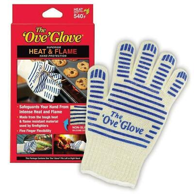 £5.99 • Buy BBQ Oven Gloves Single Kitchen Heat Proof Silicon Mitts Hot Surface Handler