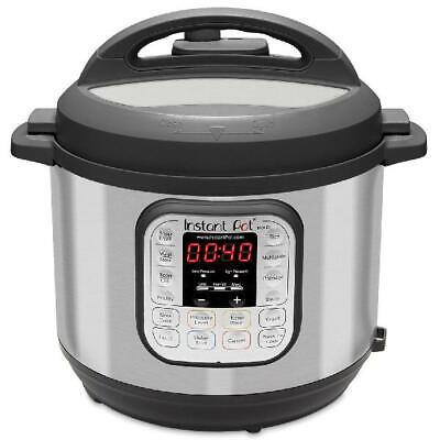 $132.17 • Buy Instant Pot DUO80 8-Quart 7-in-1 Multi-Use Programmable Pressure Cooker, Slow Co