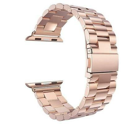 $ CDN8.67 • Buy Stainless Steel Metal Band For Women For Apple Watch Series 1 / 2 / 3 / 4 / 5