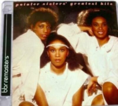 The Pointer Sisters: The Pointer Sisters Greatest Hits =CD= • 15.29£