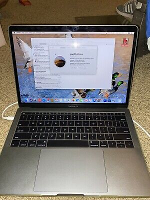$1000 • Buy Apple Macbook Pro 2017 13  Touch Bar 142 A1706 I7 3.5Ghz 16GB RAM 250SSD AC+