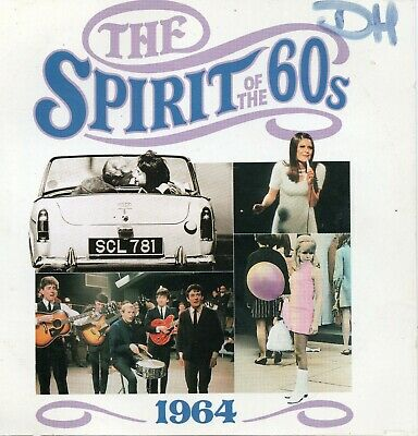 CD ALBUM  -  TIME-LIFE  -  THE SPIRIT OF THE 60s - 1964  • 5.99£