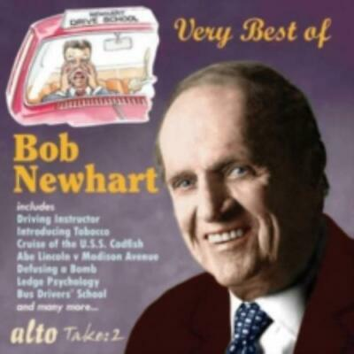 Bob Newhart: Very Best Of Bob Newhart =CD= • 9.99£
