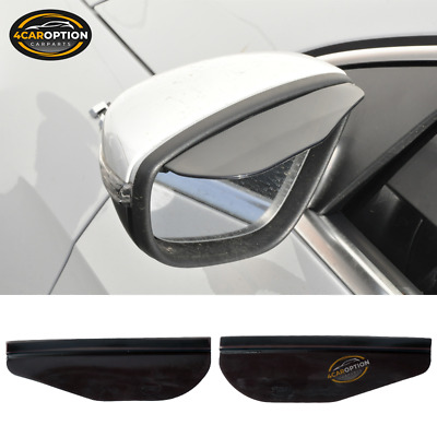 $5.99 • Buy 2 PCS Rear View Side Mirror Guard Plastic Car Auto For Toyota