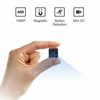 View Details NIYPS Mini Spy Camera, 1080P HD Small Portable Hidden Wireless Home Security • 35.99£
