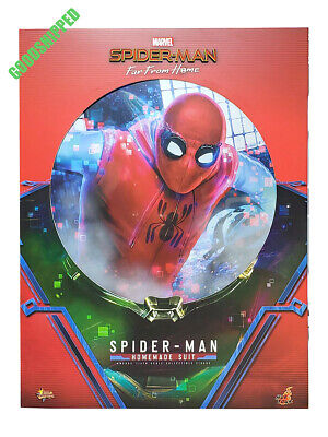 $ CDN422.05 • Buy Ready Hot Toys Spiderman Far From Home Homemade Suit Mms552 1/6 New Tom Holland