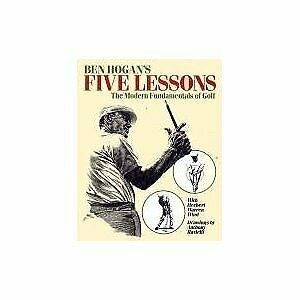 Five Lessons: The Modern Fundamentals Of Golf • 47.89£