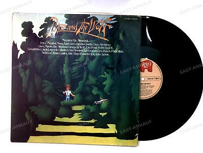 £11.49 • Buy Various - Peter And The Wolf GER LP 1976 .