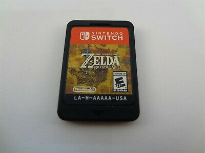 $36 • Buy The Legend Of Zelda: Breath Of The Wild (Nintendo Switch, 2017) Cartridge Only