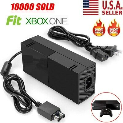 $25.99 • Buy Power Supply Brick AC Adapter Cord Charger Replacement For XBox One + Cable US