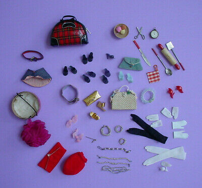 $ CDN178.94 • Buy Vintage Lot Of Barbie Accessories 1960's