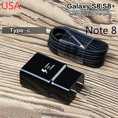 $ CDN11.85 • Buy 2 Amp Rapid Fast Micro USB Travel Wall Home Charger For Samsung Galaxy Note 8 S8