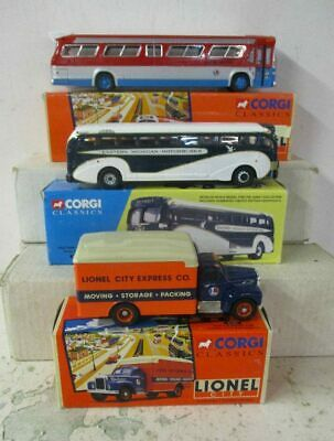 $12.52 • Buy Corgi Classics 52503, 53903 & 54404 Die-cast Vehicle Lot