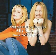 Ally McBeal Feat. Vonda Shepard - Heart And Soul (1999 CD Album) • 2.99£