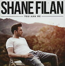 SHANE FILAN - You And Me - CD Album • 2.99£