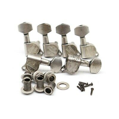 $ CDN37.65 • Buy 6 In Line Guitar Tuners Tuning Pegs Machine Heads For FD Strat Electric Guitar