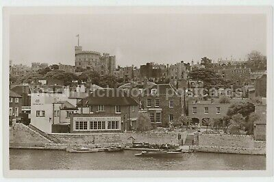 The Old House Hotel Windsor, Greville Real Photo Postcard, C061 • 2.99£