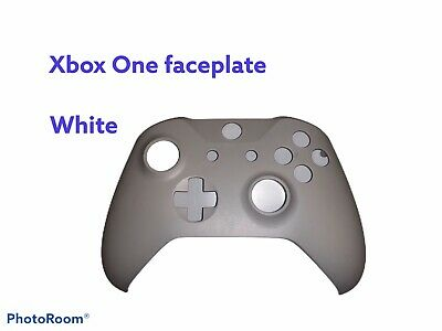 $5.80 • Buy Original White Faceplate Top Shell For Xbox One S X Controller Replacement