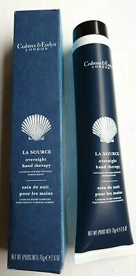 CRABTREE AND EVELYN La Source OverNight Hand Therapy 75g - BNIB • 8£