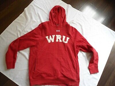Wales Rugby Union Under Armour Hooded Jacket Shirt 2xl • 2.99£